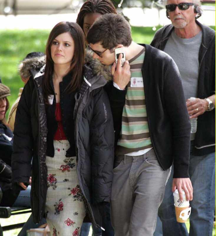 Rachel bilson and adam brody dating