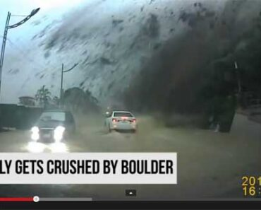 Unbelievable Moments Caught on Dashcam (Video)