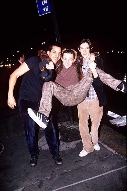Leonardo DiCaprio and Friends