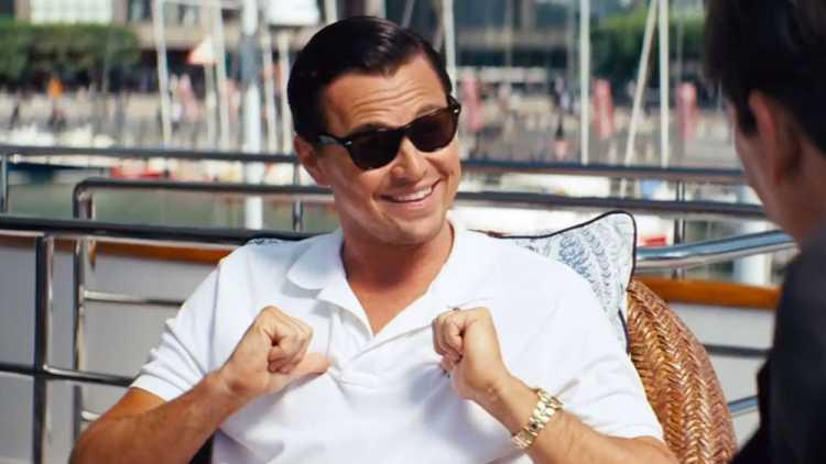 Leo DiCaprio Anti-Drugs