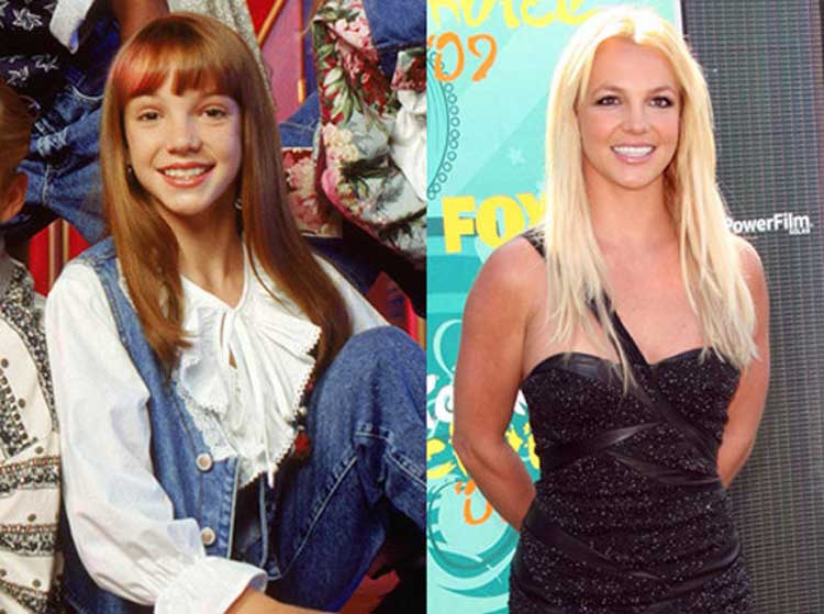 Britney Spears Disney