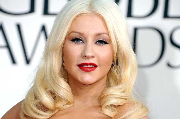 Christina Aguilera Diva