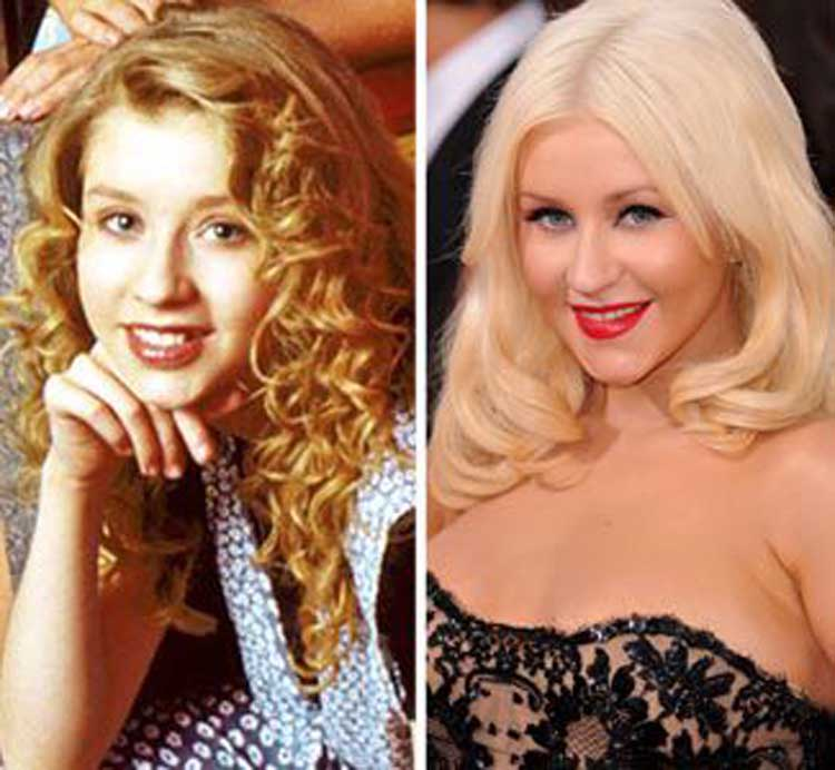 Christina Aguilera Disney