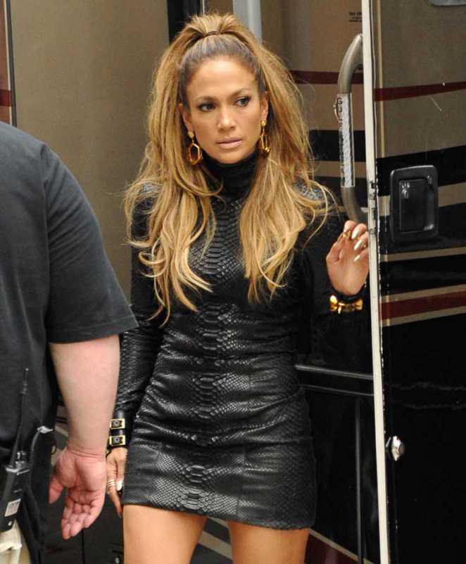Jennifer Lopez Diva