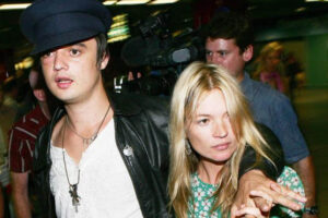 Kate Moss and Pete Doherty Relationship