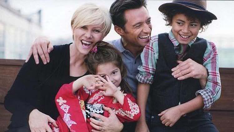 Hugh Jackman Adoption