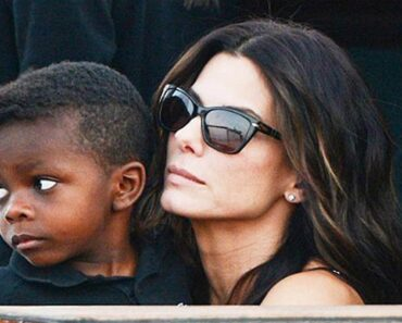 Sandra Bullock Adoption