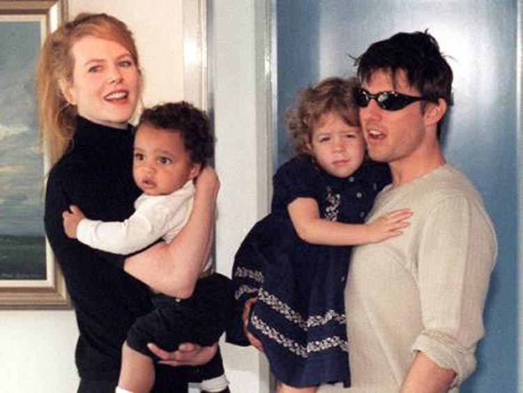 Tom Cruise and Nicole Kidman Adoption