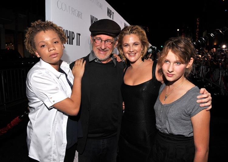 Stephen Spielberg Adoption