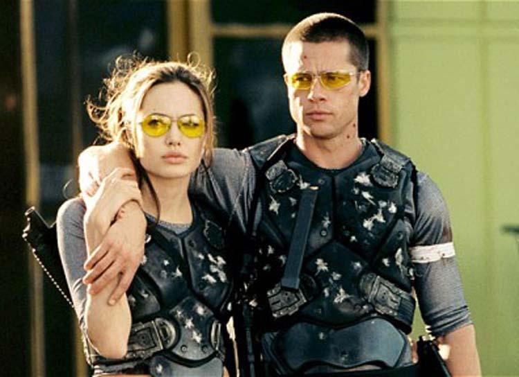 Brangelina Mr & Mrs Smith
