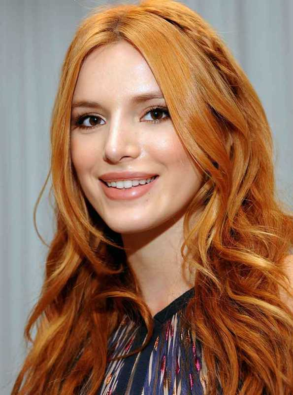top 10 redheads