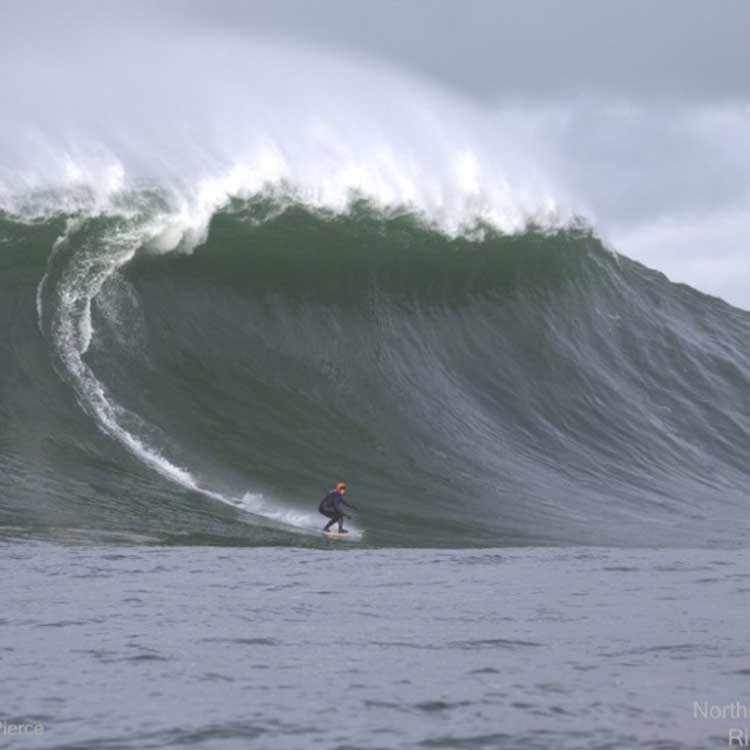 biggest waves ever surfed