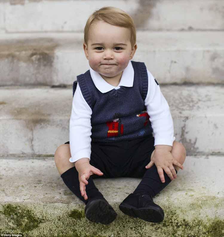 prince george fashion